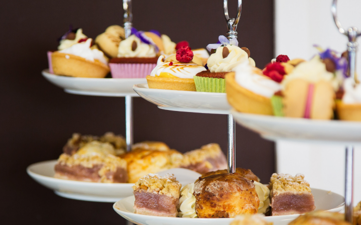 The Governors High Tea
