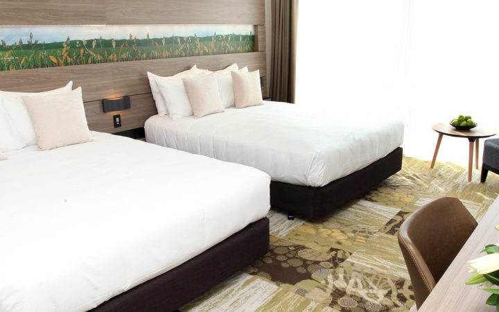 Executive Room with Two Queen Beds