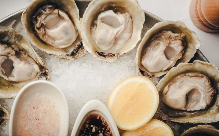 The Bluff Oyster Long Lunch