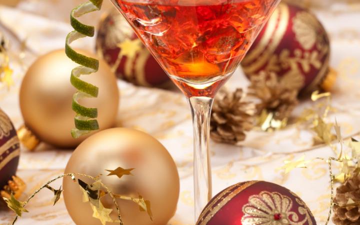 Christmas Social Cocktail Package
