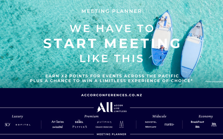 Accor Meeting Planner Promotion